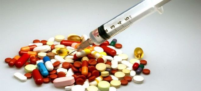 Таблетки от тромбоза