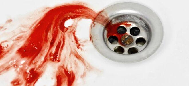 Кровь в слюне по утрам повод для беспокойства?