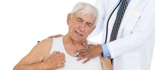 Сердечная недостаточность в пожилом возрасте