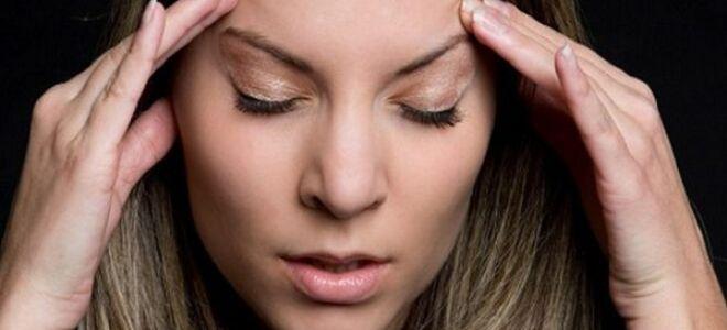 Описание симптомов ВСД у женщин