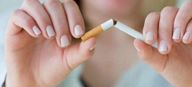 ВСД и курение