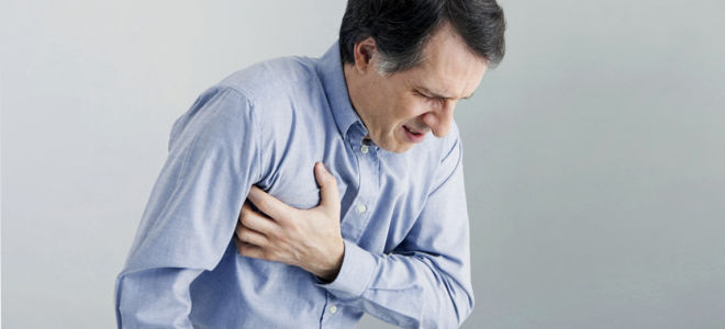Признаки инфаркта у мужчин