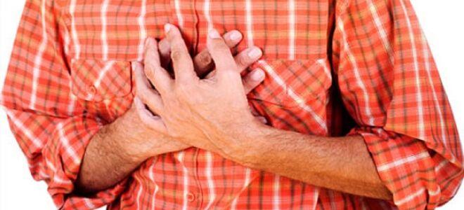 Стенокардия и инфаркт миокарда