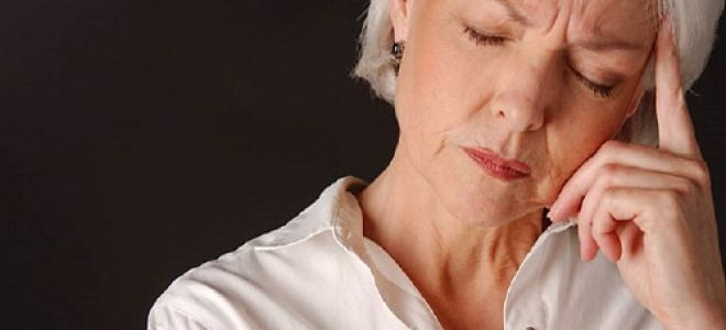 Приступ вегетососудистой дистонии