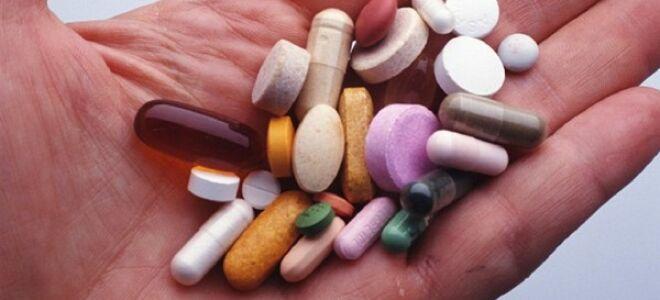 Таблетки при геморрое