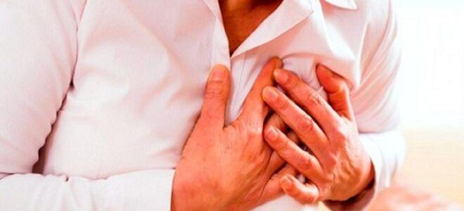 Отёк лёгких при сердечной недостаточности