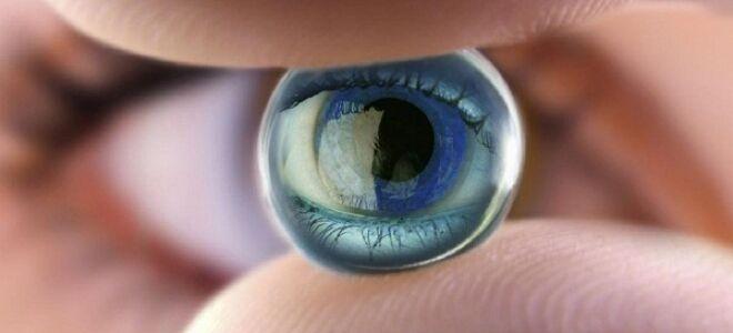 Потеря и восстановление зрения после инсульта