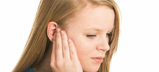 Атеросклероз уха