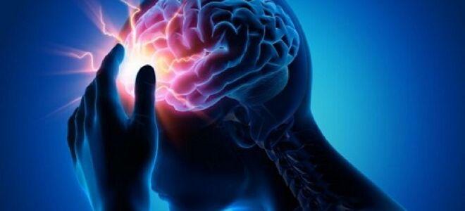 Основные последствия инсульта