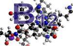 B12 дефицитная анемия