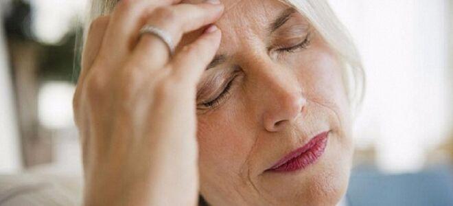 Снотворное после инсульта