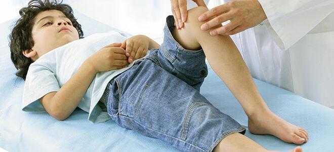 Детский ревматизм: симптомы и терапия