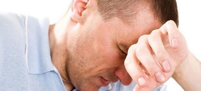 Причины вегетососудистой дистонии