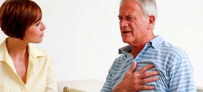 Как избавиться от одышки при сердечной недостаточности?