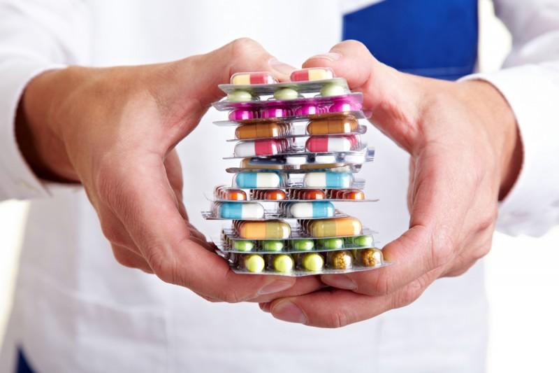 Прием железосодержащих медикаментов