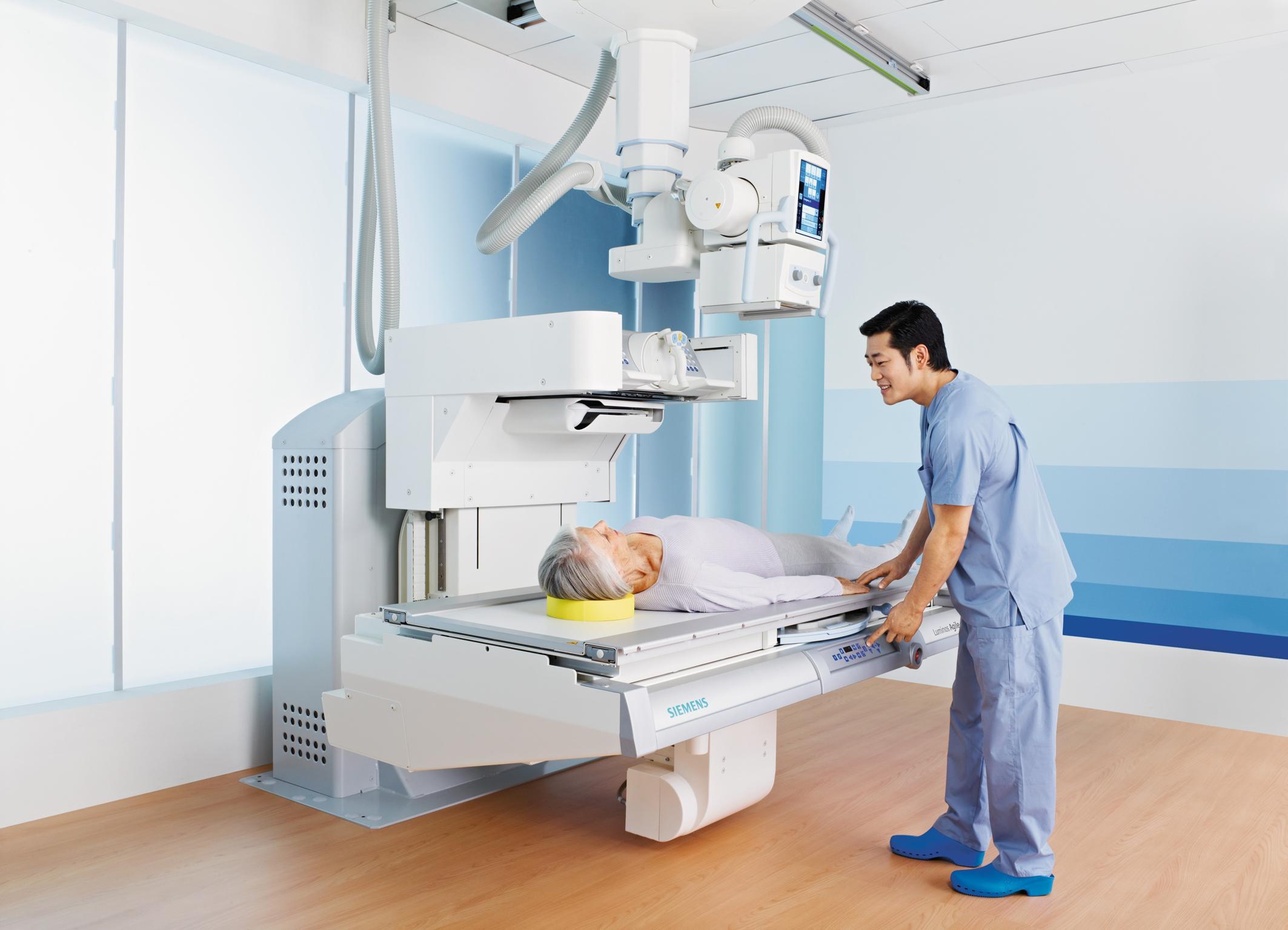 Рентгенологическое исследования
