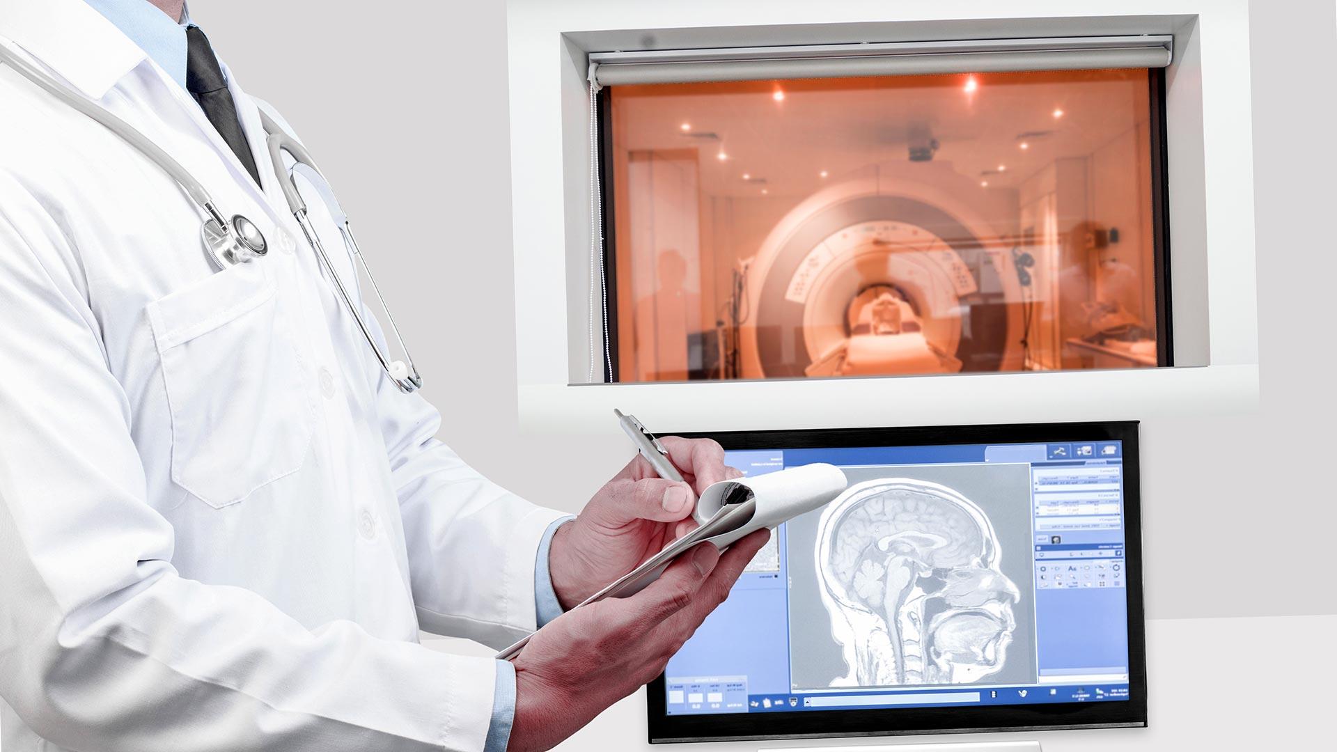 Своевремнное обследование - снижает риски от микроангиопатии головного мозга