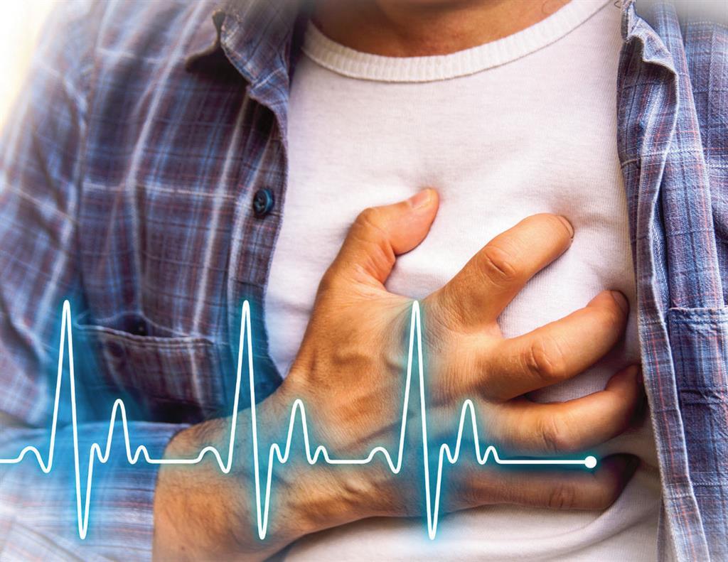Сердечно-сосудистые болезни