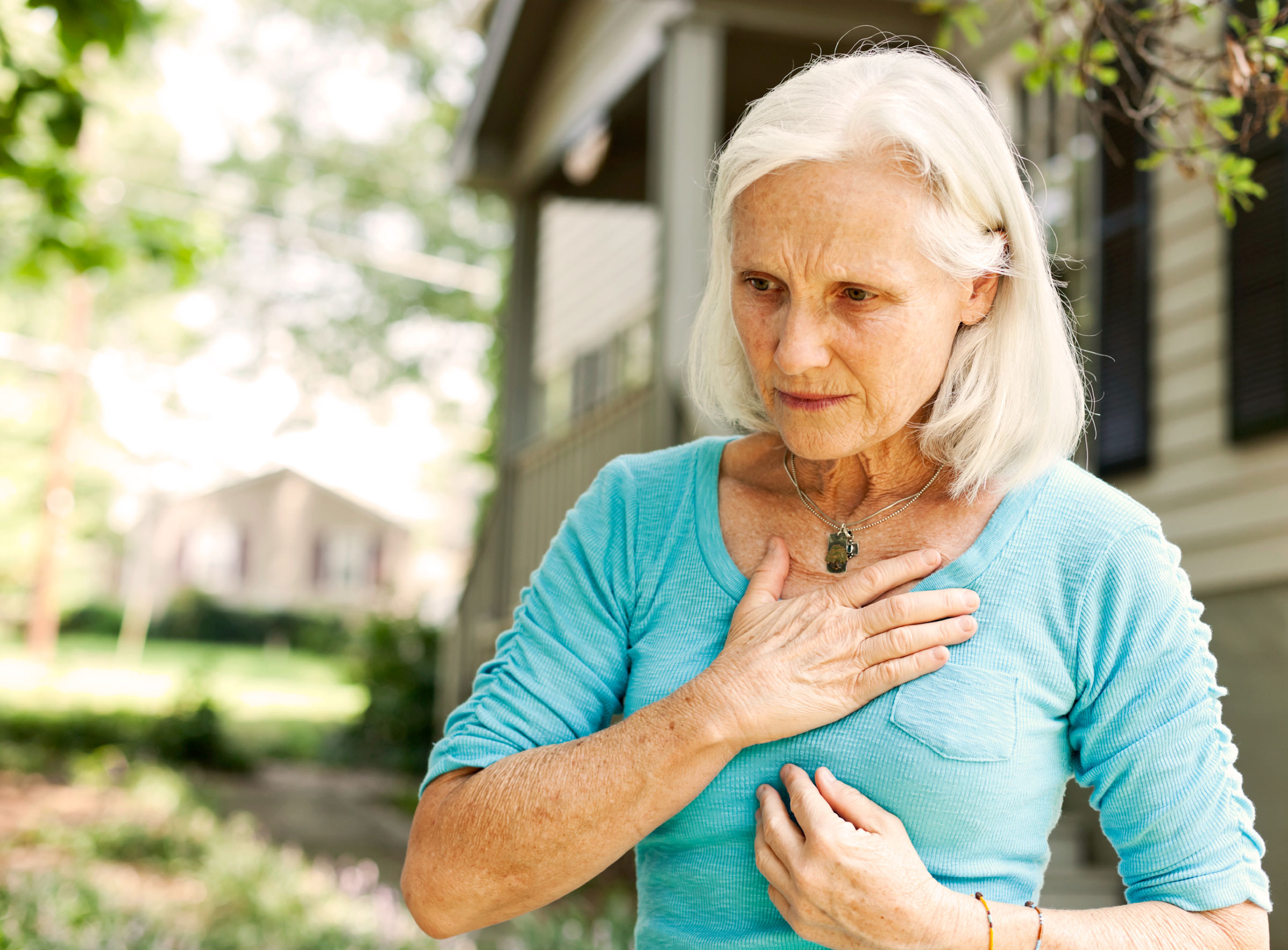 Приступы аритмии
