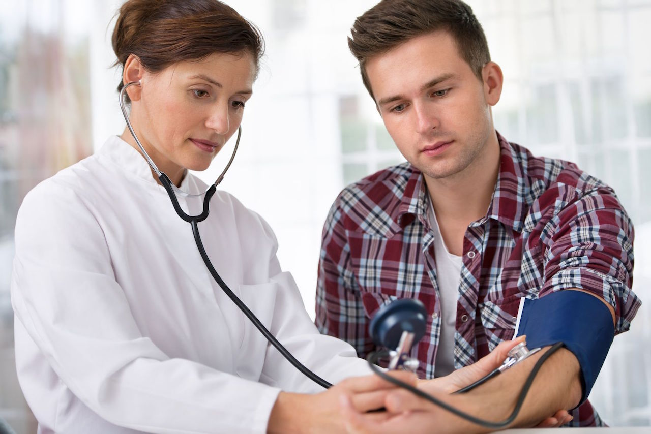 Гипертония у молодежи