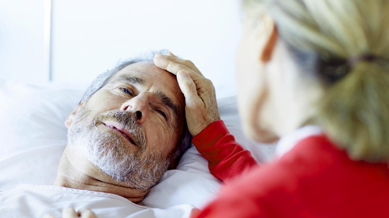 Инсульт у мужчин: симптомы и первые признаки
