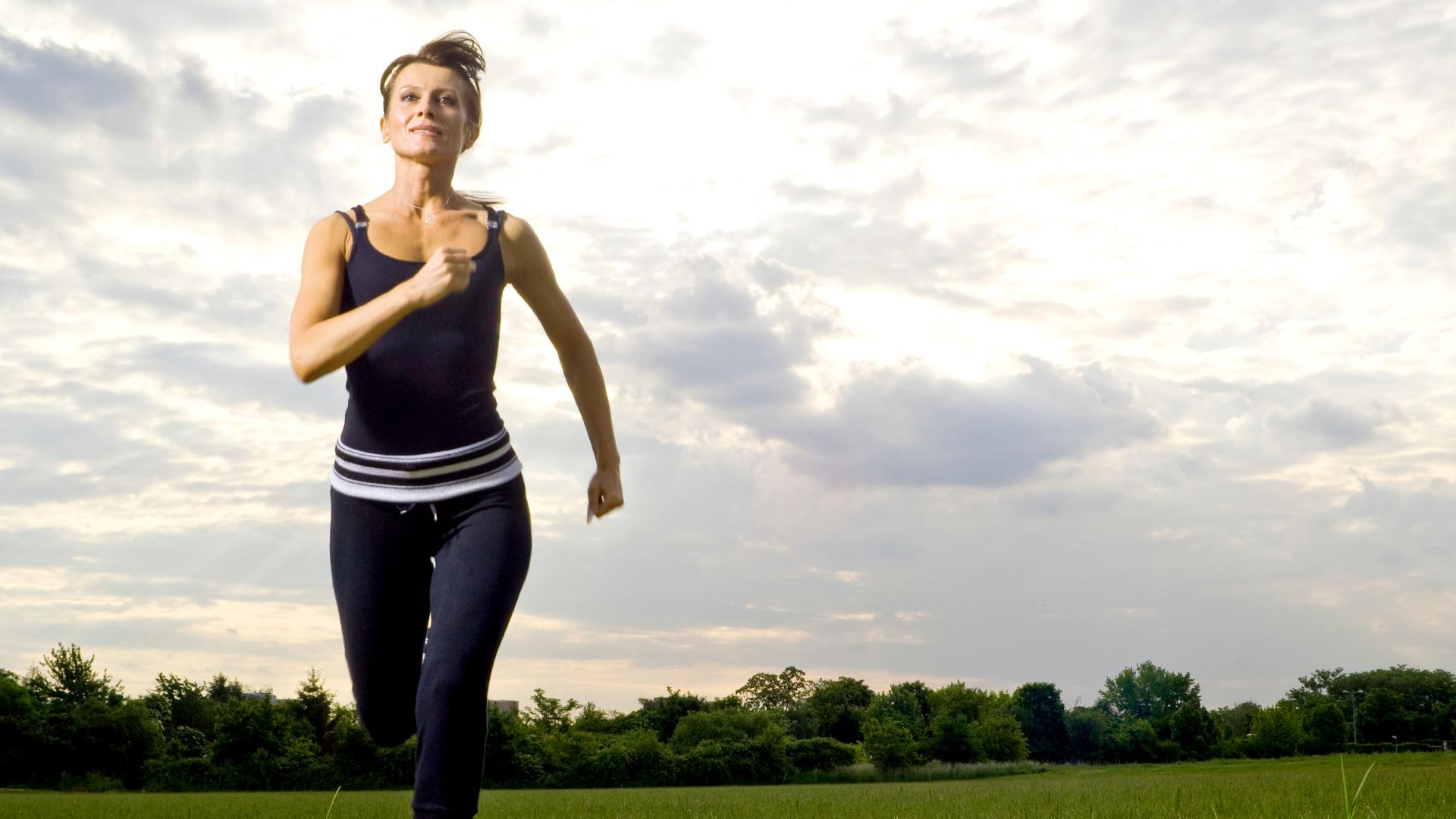 Спорт - неотемлимая часть профилактики инфаркта у женщин после 40