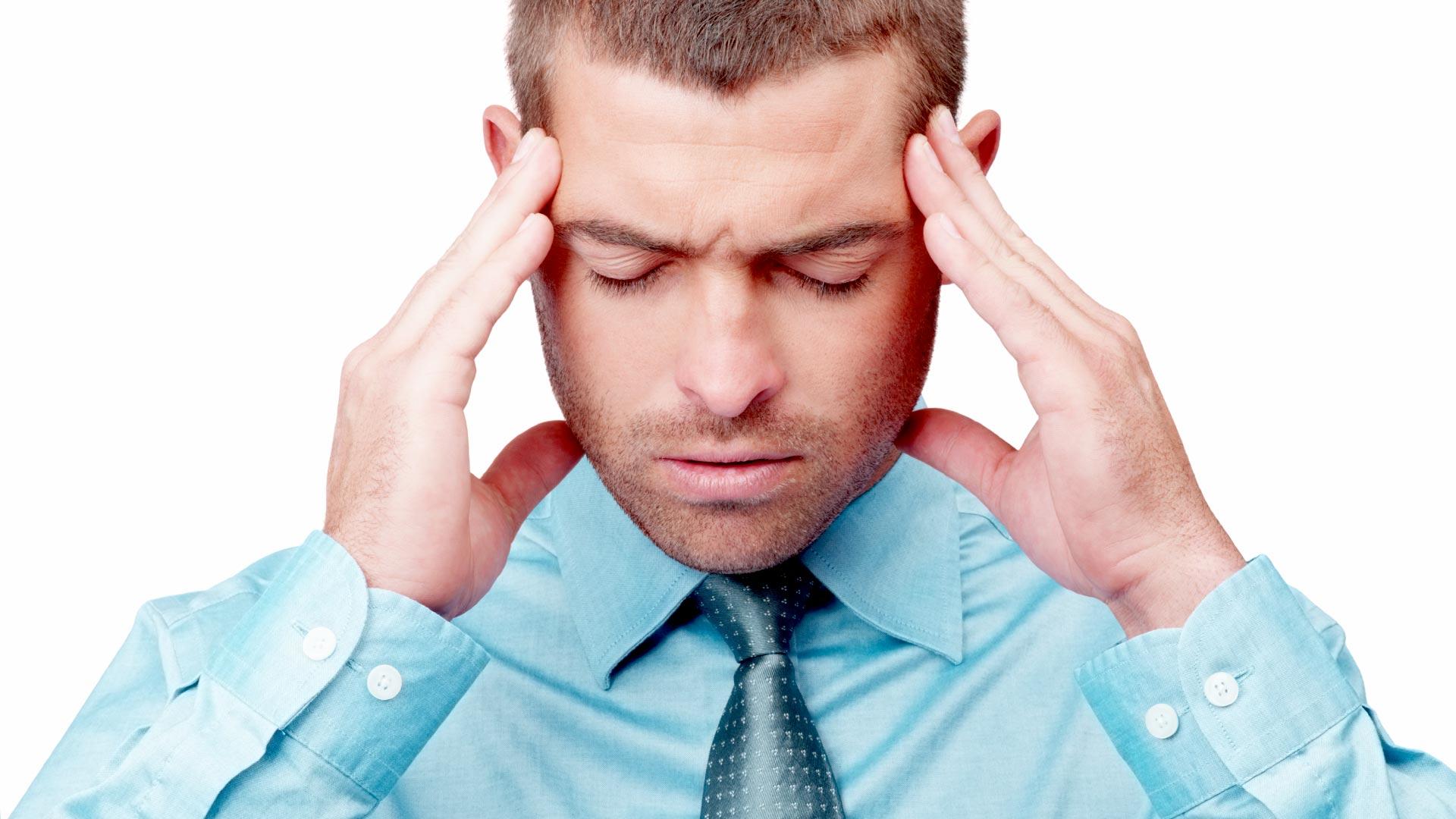 Головная боль - одно из проявлений вегетососудистой дистонии