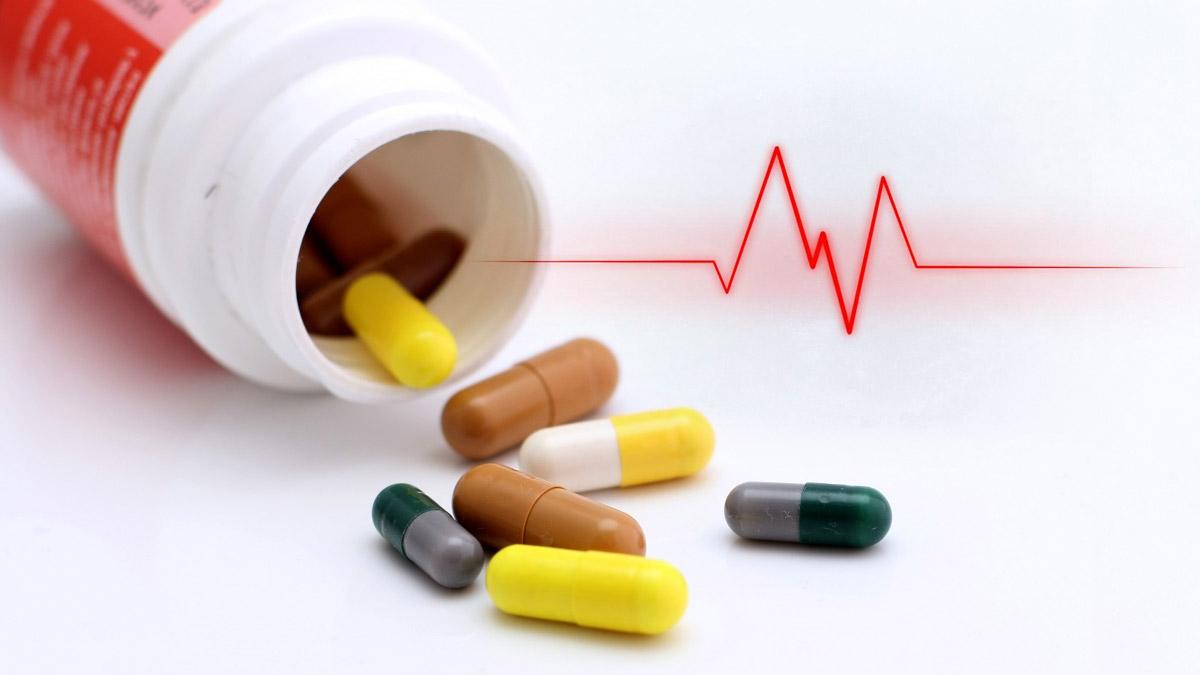 Лечение экстрасистолии зачастую осуществляется при помощи медикаментов