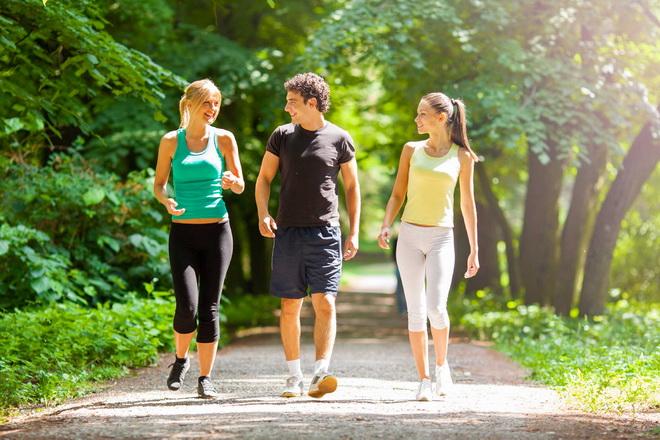 Польза от простой ходьбы