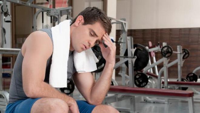 Болевые ощущения в спортзале