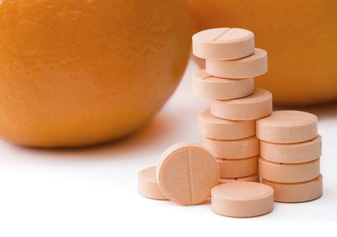 Дефицит витамина C