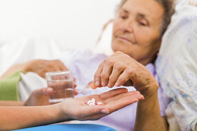 Помощь при приступе стенокардии