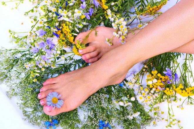 Здоровые ноги