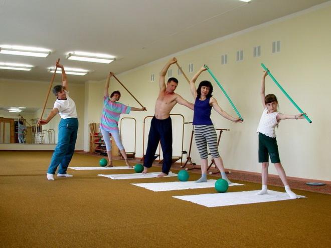 Упражнения для верхних конечностей