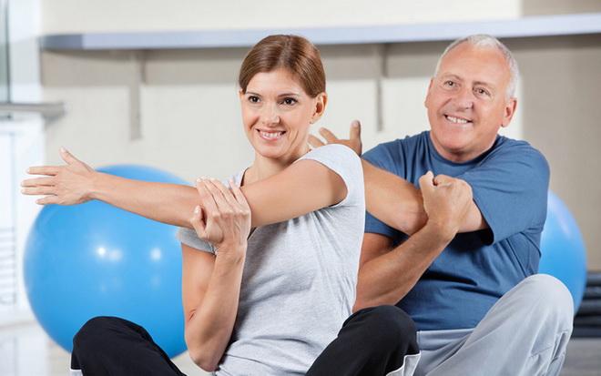 Лечебная гимнастика при ВСД