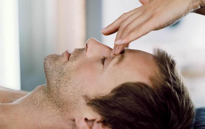 Точечный массаж