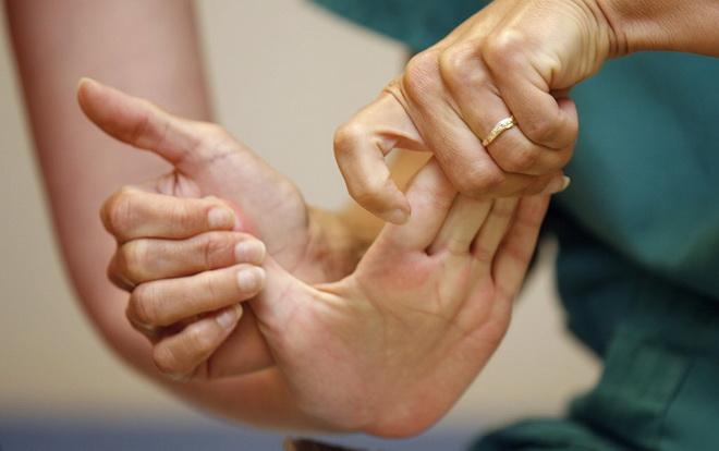 Восстановление движения рук