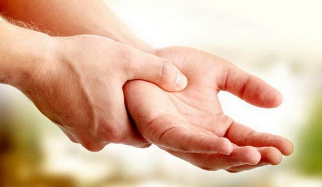Онемение рук