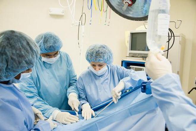 Выполнение операции