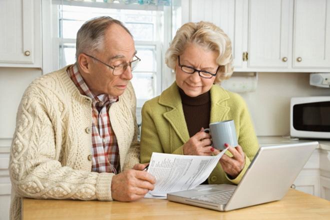 Пенсионеры в зоне риска сердечных заболеваний