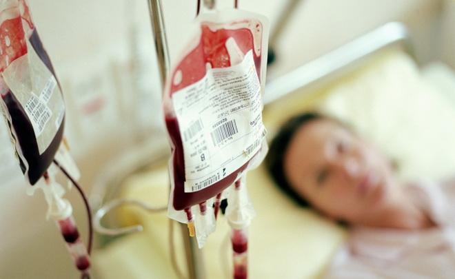 Потеря крови