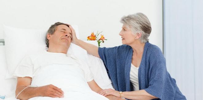 Сон после инсульта