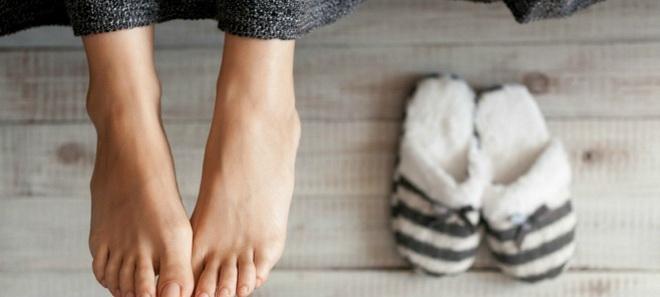 Утомляемость ног