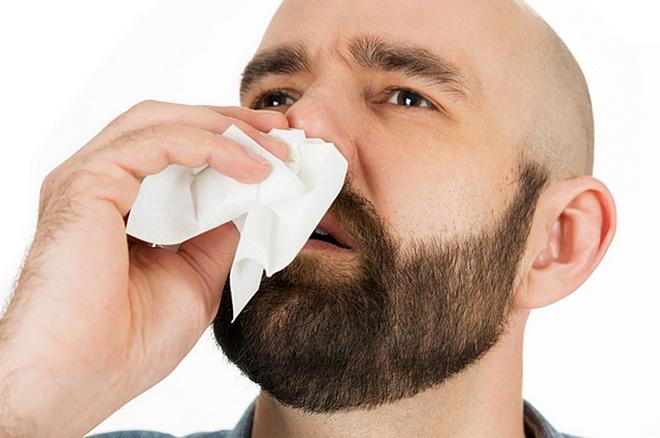 Борьба с носовым кровотечением