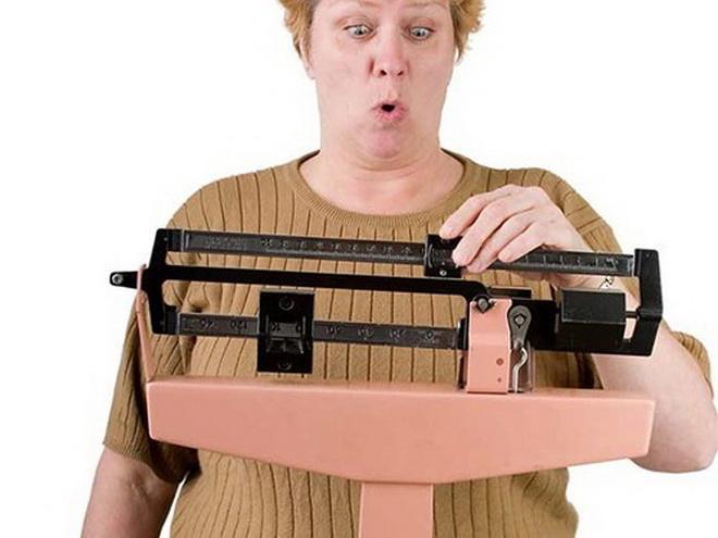 Быстрый набор веса