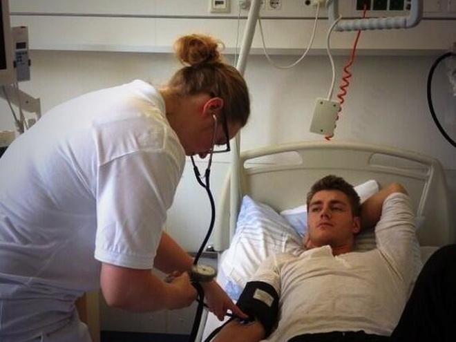 Лечение инсульта в больнице