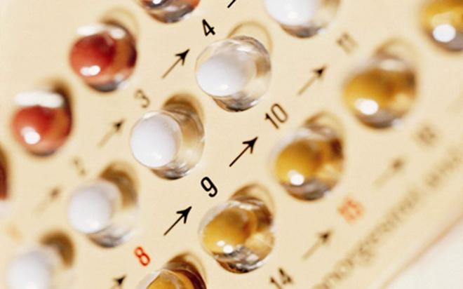 Оральная контрацепция