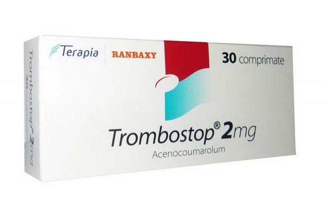 Тромбостоп