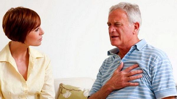 Симптомы и лечение одышки при сердечной недостаточности