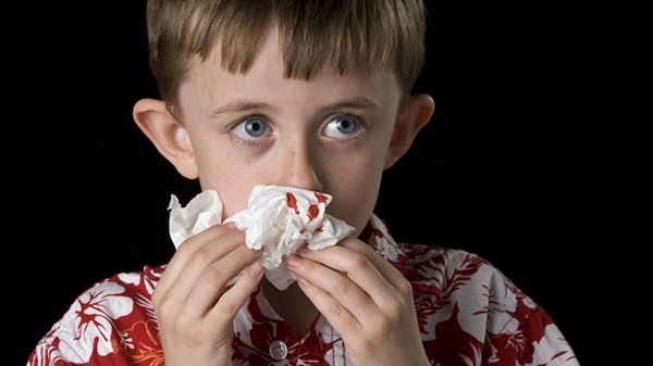 кровь из носа миниатюра